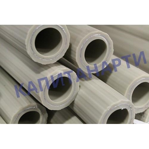Трубы полипропиленовые для водоснабжения и отопления и фасонные части