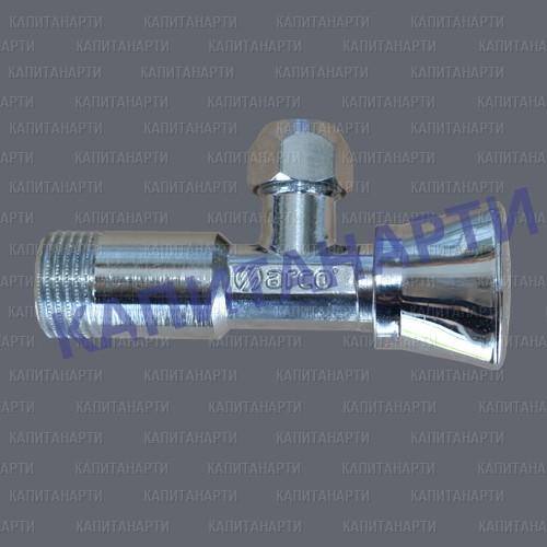 Вентиль угловой со шпинделем ZP702