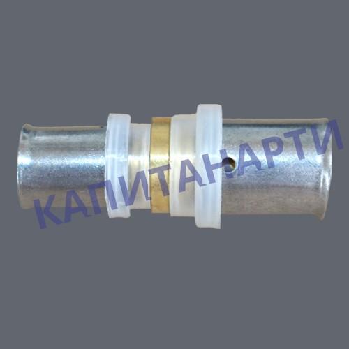ПРЕСС-Соединение для МП труб редукционное